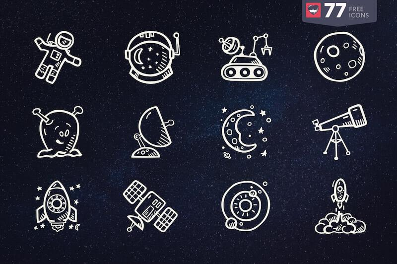 A preview of the icons.
