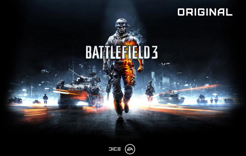 Battlefield 3 promotional image